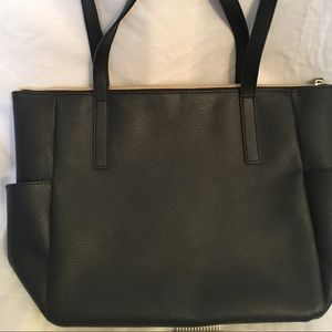Fossil Bags - Like new Fossil Relic black faux leather bag